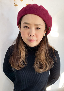 スタッフ・松永 寿賀子